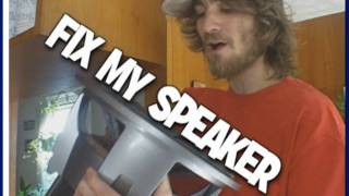 Got Subwoofer Problems? Just Say Three Words.... FIX MY SPEAKER!!! - PSI Car Audio RECONES
