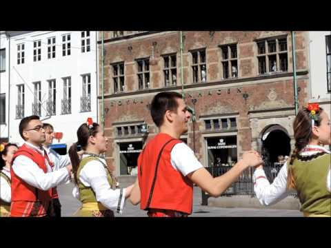Веселиново хоро // Folk Dance Group DILMANA Copenhagen