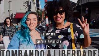 VLOG Plus Size: Gisella Francisca e Ju Romano na Liberdade, SP