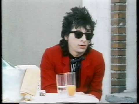 Johnny Thunders Interview Television 1985