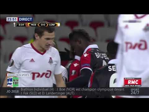 After Foot du jeudi 15/02 – Partie 3/3 - Retour sur Nice/Lokomotiv Moscou (2-3)