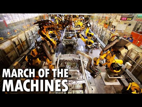 Artificial Intelligence (AI) | Robotics | Robots | Machine Learning | March of the Machines
