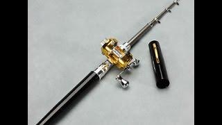 Joran Pancing Pena Fish Pen Mini Portable Rod - ST-Y0011