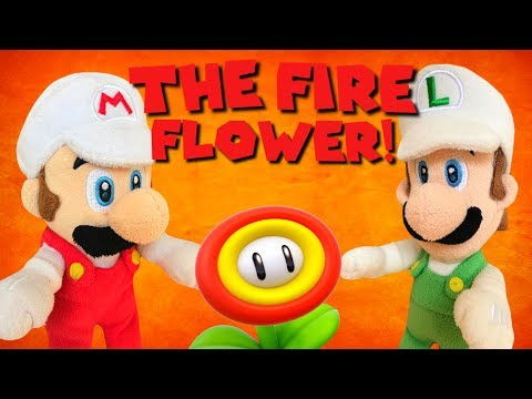 The Fire Flower!