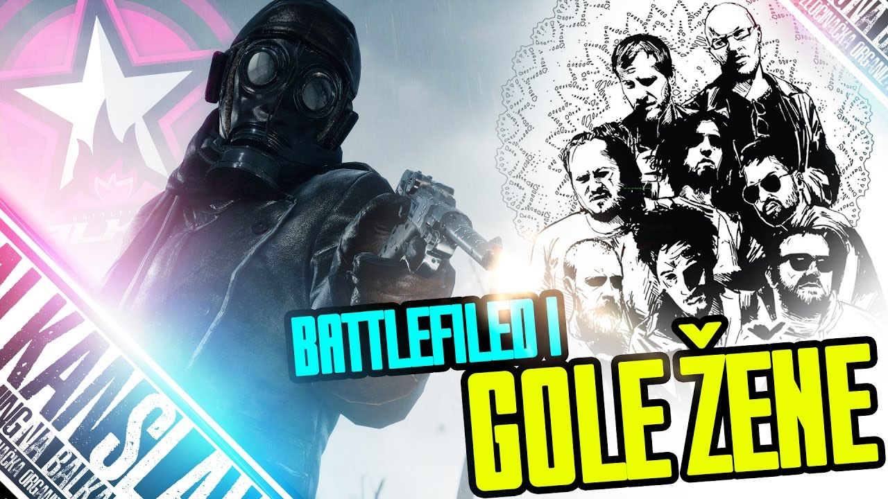 Battlefield i Gole Žene - Preuvjerljiva tambura - YouTube