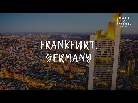 Frankfurt, Germany | Christmas Market Travel Guide