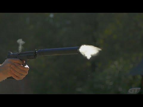 Quietest Silencer In History | Gun Talk