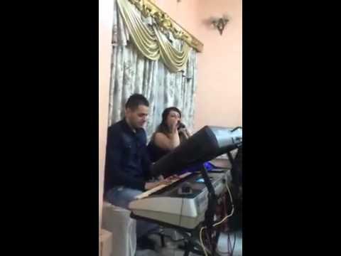 Cheba Chérine & Rachid Nasri ( Bagigi) Mariage A Alger 2016/2017  Lamen Nechki Hali