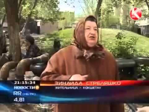 КТК В Кокшетау бомжи занимались любовью прямо на глазах у порядочных соседей