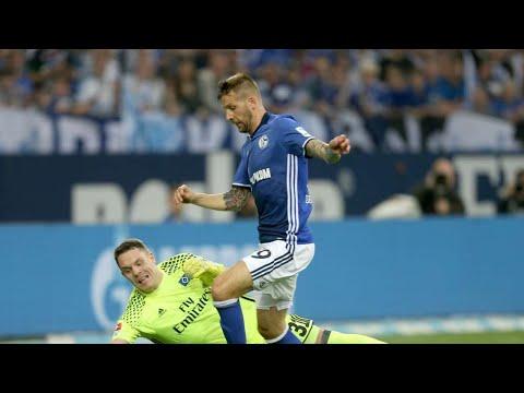 Live-Ticker: Schalke winkt gegen HSV der Sprung auf Platz 2
