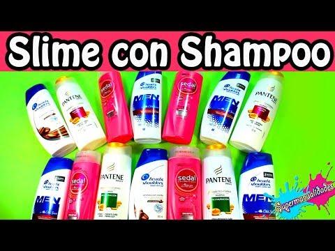 No elijas el Shampoo incorrecto para Slime challenge -Supermanualidades-