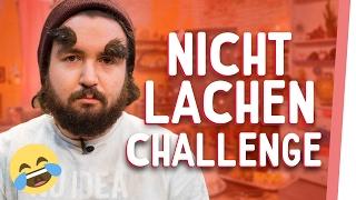 NICHT LACHEN CHALLENGE!? | AUSHALTEN bei GMI