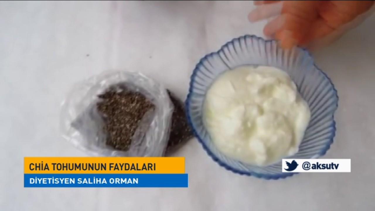 Chia Tohumu Faydaları