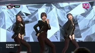 달샤벳_B. B. B (B. B. B by Dalshabet of M COUNTDOWN 2014.2.6)