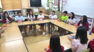 The Cup Dance Song by Sejong Elementary 6th Grade st