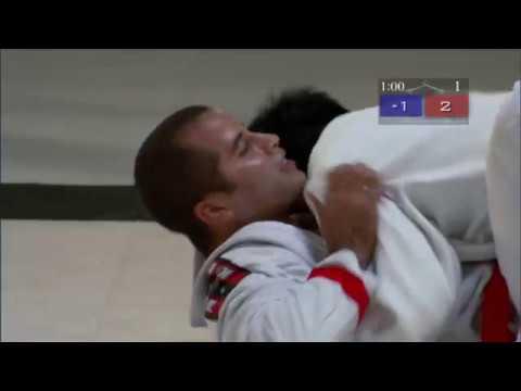 Leonardo Vieira vs Koji Komuro (Rickson Gracie`s Budo Challenge)