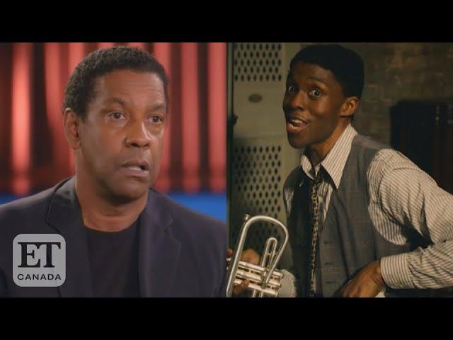 Denzel Washington On Chadwick Boseman\'s Final Days