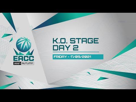 [LIVE] Vòng Knock out | Round 2 - 17/09 | Giải đấu EACC Autumn 2021