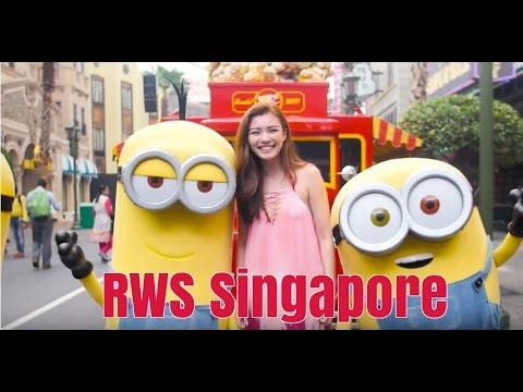 Resorts World Sentosa with Carey Ng | Singapore