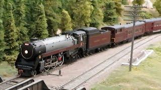 Rapido HO Scale Royal Hudson Steam Locomotive