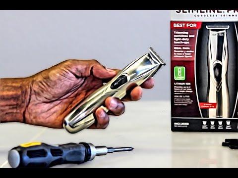 How To Adjust Andis Slimline Pro Li Blade