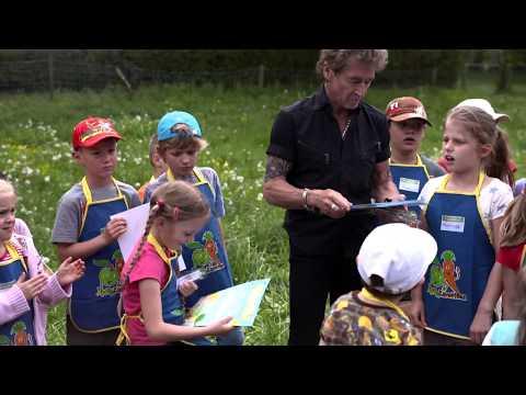Peter Maffay Stiftung: Gemüsebeete für Kids