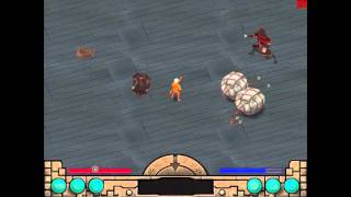 Avatar:The Last Airbender Gameplay Walkthrough - Part 6 Endng
