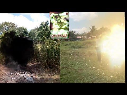 Teleportation Superpower fx  Video
