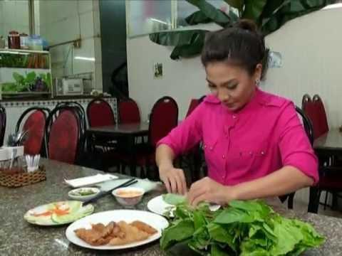 Nem nướng Ninh Hoà - Thành Phố Hôm Nay [HTV9 -- 09.07.2013]