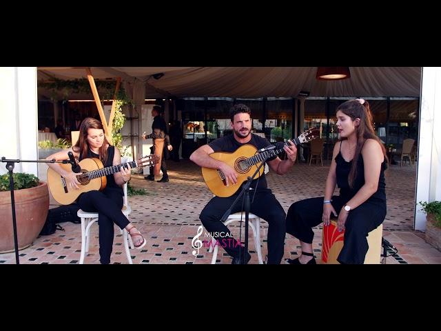 💃 Los Rebujitos | Todos los Besos | Musica para Bodas | Musical Mastia