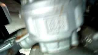 Bruit moteur am6