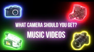 What Camera should I buy? Start filming Music Videos!
