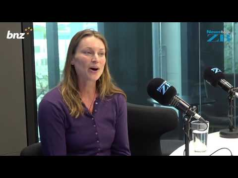 NZ RADIO: Miriam Lancewood with Mike Hosking - Newstalk ZB New Zealand - 3 April 2017