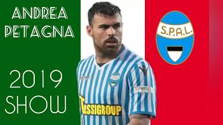 Showed goals and outstanding skills of andrea petagna in serie a season 2018 - 2019. the palyer has big guy so look like christian vieri past.club: ...