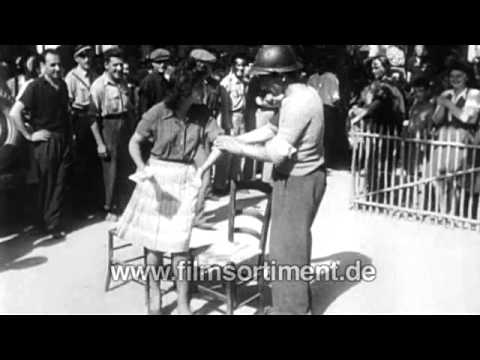 Dokumentarfilmreihe 2. Weltkrieg: DIE WELT IM KRIEG - DVD 9 (DVD / Vorschau)