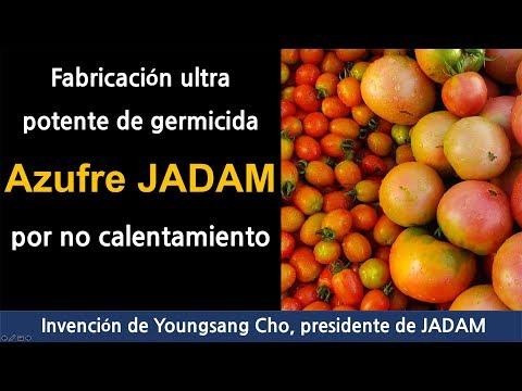Bricolaje Germicida Natural Ultra Potente: JADAM Sulphur  Sin Calentamiento.Multi-language Subtitles