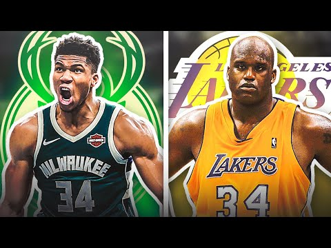 10 Biggest Freaks Of Nature In NBA History