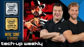 Neuer Intel Core i9 50% billiger | PS5 & PS VR2 | Red Dead 2 für PC - Tech-up Weekly #168