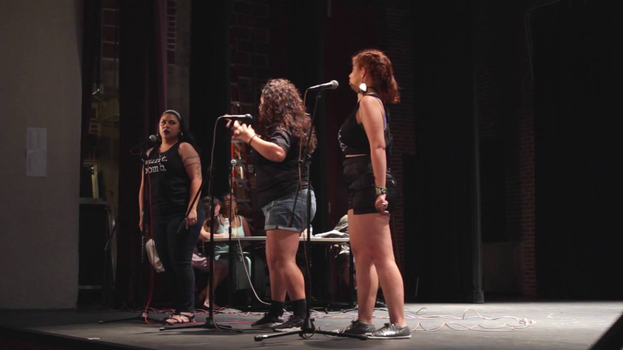 2016 National Poetry Slam - Group Piece Finals