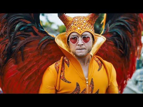 ROCKETMAN All Movie Clips + Trailer (2019)