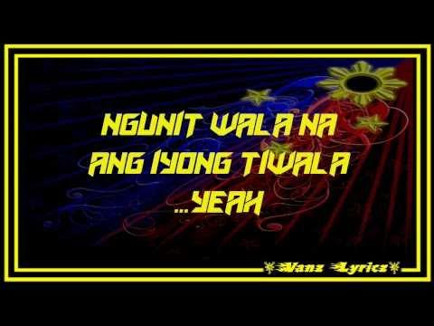 Tiwala Lyrics (Alam Ko Nagkamali Ako Sayo) - Breezy Boyz ft. Kejs Breezy