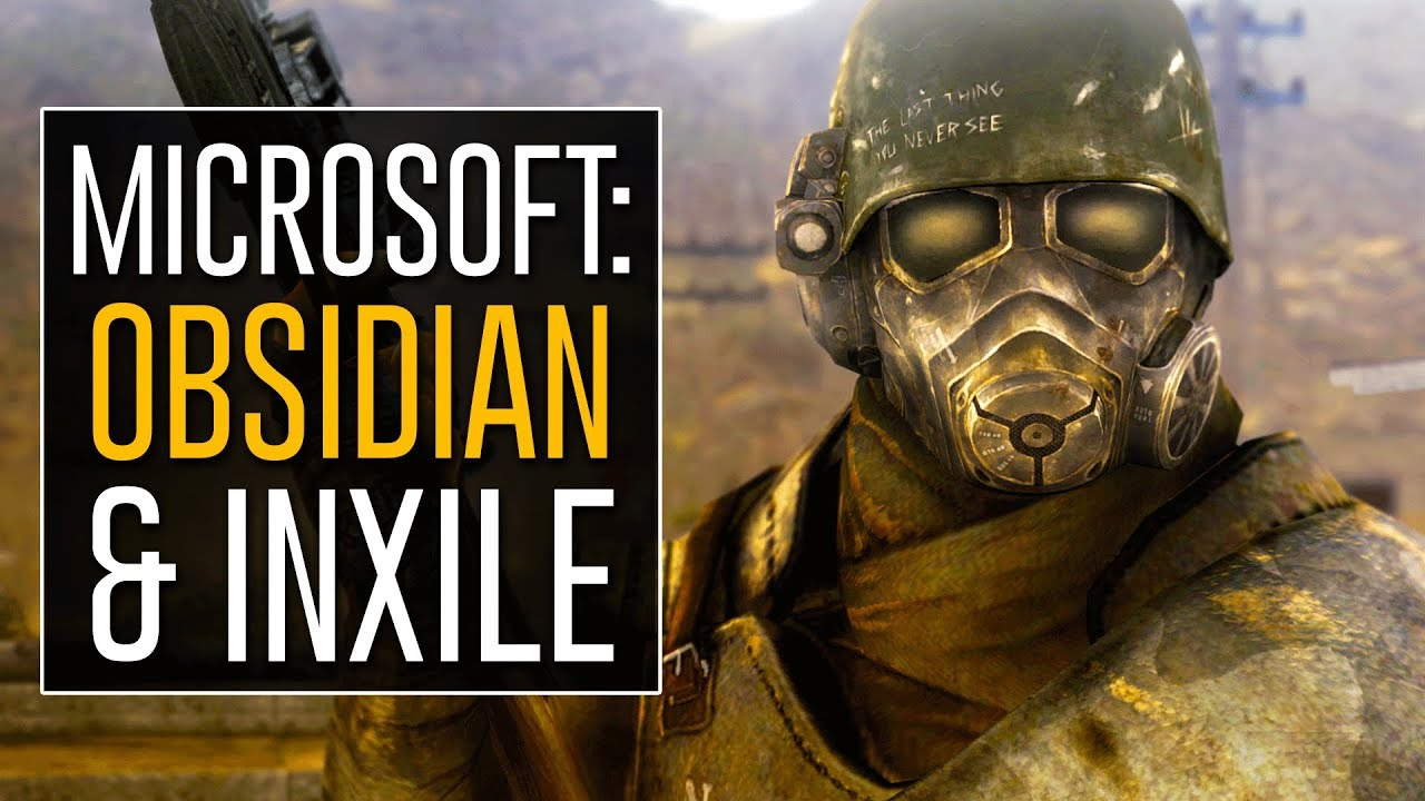 Download Microsoft Acquired Obsidian & inXile Entertainment! (New Vegas & Wasteland)