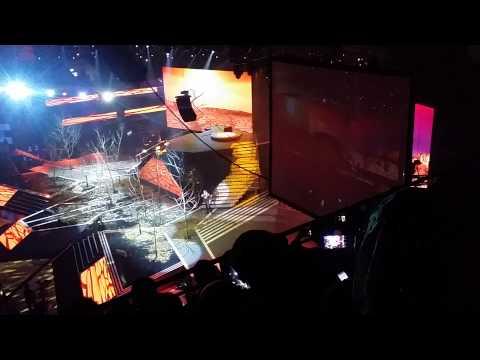 Hafiz - Bahagiamu Deritaku live at AJL28 FINAL