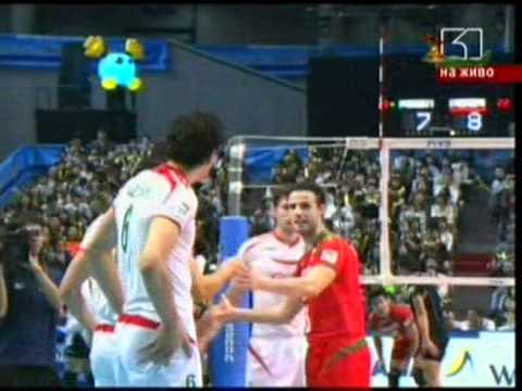 Japan - Bulgaria 1.12.2007 World Cup, Tokyo, Japan
