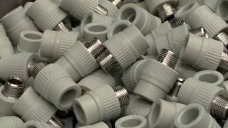 видео Как производятся пластиковые трубы