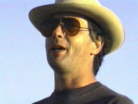 The 1st Burning Man
