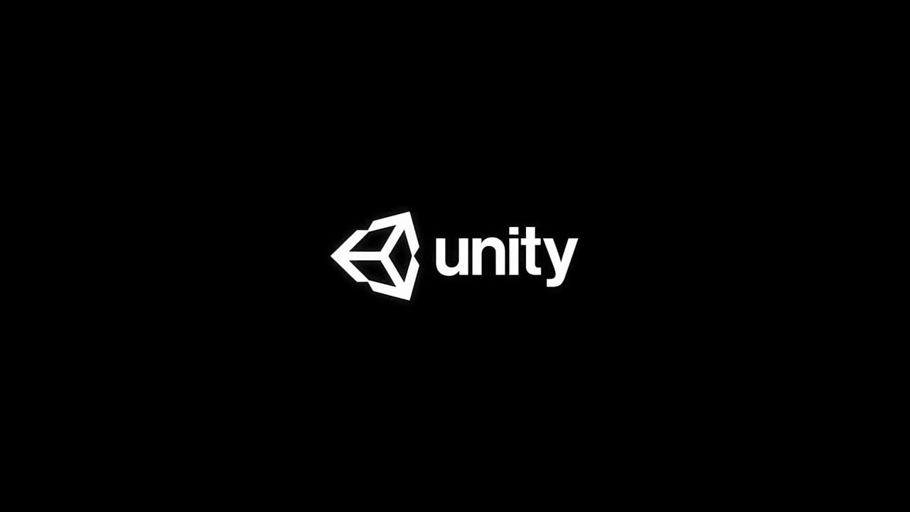 unity logo splash screen animated youtube