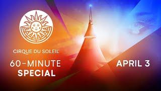 60-minute Special #2 | Cirque Du Soleil | Amaluna, Bazzar, Volta