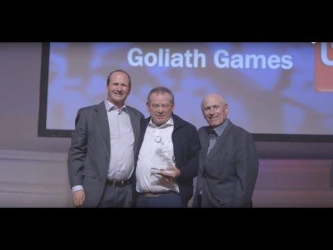 Adi Golad Receives the Lifetime Achievement Award - 2017 ChiTAG TAGIEs
