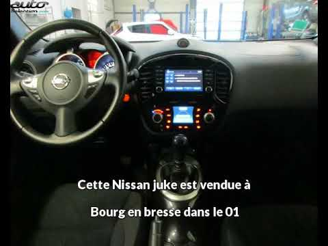 nissan juke occasion visible bourg en bresse pr sent e. Black Bedroom Furniture Sets. Home Design Ideas